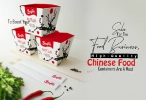 To Boost Your Sales For The Food Business, High-Quality Chinese Food Containers Are A Must