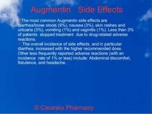 Augmentin Side Effects
