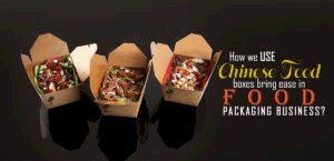 How We Use Chinese Food Boxes Bring Easy In Food Packaging Business?